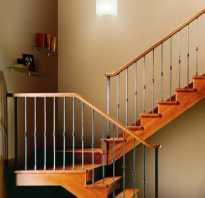 Как сделать лестницу на второй этаж своими руками с поворотом на 180
