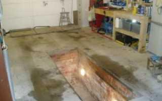 Виды фундамента для гаража из пеноблоков