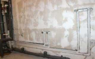 Что нужно для системы водоснабжения в квартире