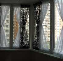 Шторы на раздвижные окна на балконе своими руками