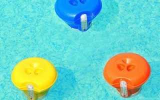 Дозатор для химии в бассейн своими руками