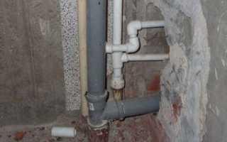 Для чего нужна фановая труба системе канализации