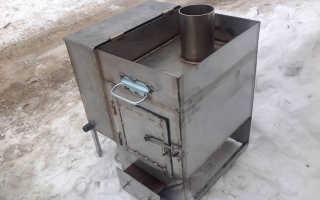 Способы изготовление печей для бани