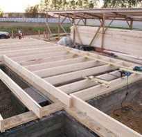Фундамент своими руками для двухэтажного дома из бруса