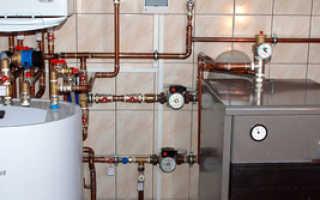 Автономные системы отопления частного дома с насосом