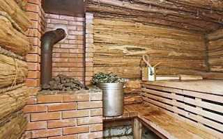 Бак под камни для печи в баню