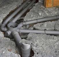Труба пнд и фитинги для ливневой канализации