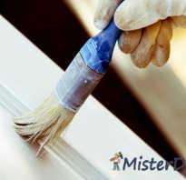Чем покрасить старую дверь