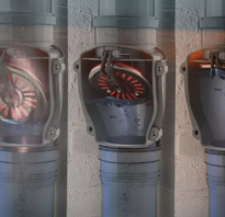 Гидрозатвор для канализации с обратным клапаном
