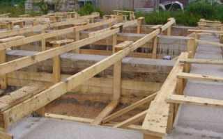 Ютуб столбчатый фундамент своими руками для каркасного дома