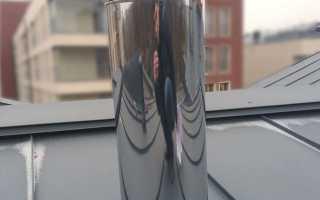 Шахта для вентиляции в частном доме