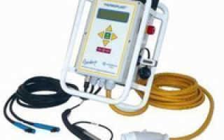 Аппарат для электромуфтовой сварки барбара