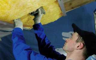 Теплоизоляция для крыши деревянного дома