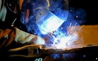 Методы сварки для резки металлов
