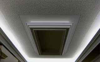 Штукатурка потолок для кухни своими руками