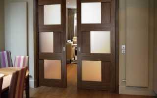 Как сделать межкомнатную купе дверь