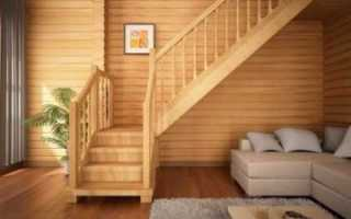 Виды лестниц из дерева своими руками