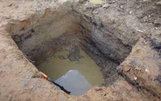 Что делать если канализация рядом с колодцем