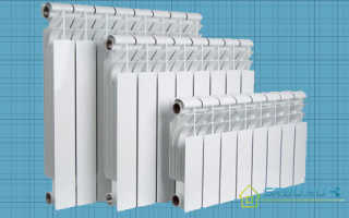 Алюминиевые радиаторы отопления как выбрать по производителю