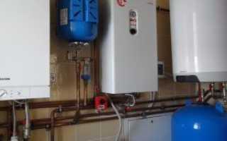 Схема монтажа электрокотла теплого водяного пола