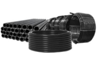 Труба пэ техническая для кабеля и канализации