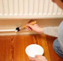 Эмаль термостойкая для радиаторов и труб отопления