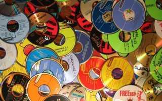 Декор стены из дисков своими руками фото