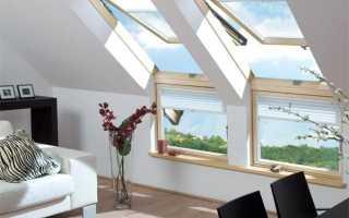 Треугольное окно для мансарды цена