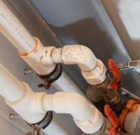 Чем обматывают трубы водопровода в квартире