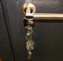 Установить самостоятельно металлическую дверь