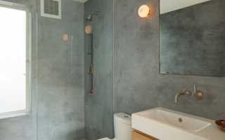 Как отштукатурить стены в ванной своими руками