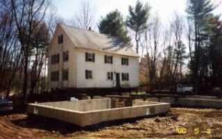Фундамент своими руками пошаговая инструкция для двухэтажного дома