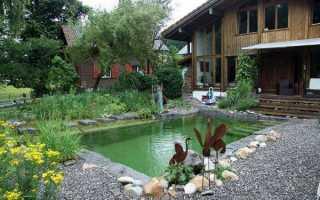 Дизайн бассейнов на даче как сделать