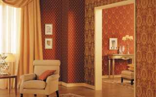 Декор из ткани своими руками для стен