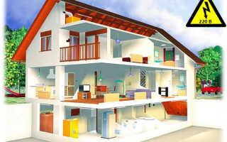 Электро система отопления частного дома своими руками схема