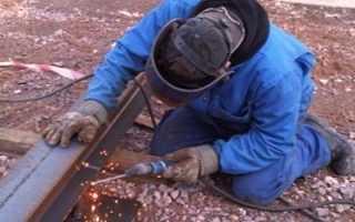Методы сварки металла мма