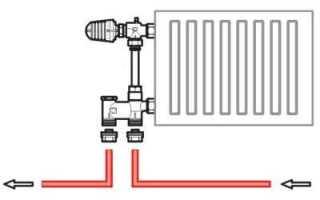 Эффективная схема подключения радиаторов отопления в частном доме