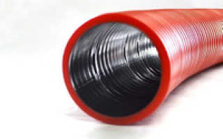 Труба пнд гофрированная двустенная для кабельной канализации