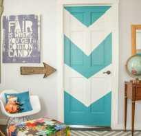 Как украсить входную дверь в квартиру