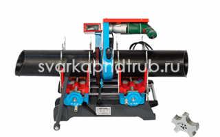 Аппарат для стыковой сварки al 160 turan makina