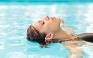 За какое время можно научиться плавать в бассейне
