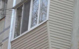 Балкона с наружи балконов своими руками