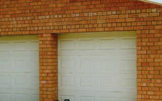 Бюджетный фундамент для гаража своими руками