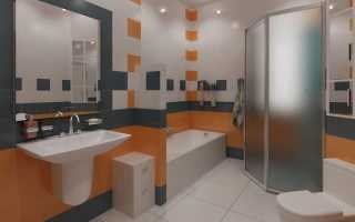 Вентиляция в ванной комнате и туалете в каркасном доме