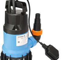 Фекальный насос для откачки канализации с измельчителем