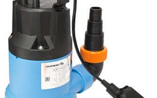 Фекальный насос поверхностный для откачки канализации