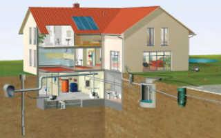 Водопровод зоны ответственности в частном доме