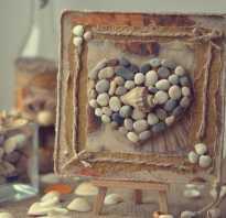 Панно своими руками из подручных материалов для стены на даче