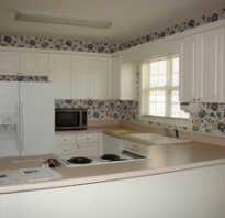 Чем отделать стены на кухне своими руками фото