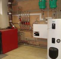 Электрический котел для горячего водоснабжения в частном доме